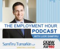 Employment Hour Vancouver: Sunday, Nov 12th 2017